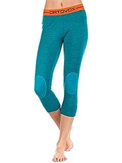 Ortovox Merino 185/Rock n Wool Long Pants W Thermo Hose Damen