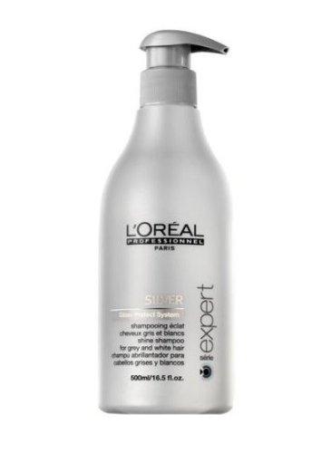 Loreal SE Silver Shampoo 500ml