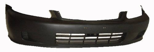 OE Replacement Honda Civic Front Bumper Cover (Partslink Number HO1000184)