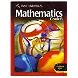 Holt McDougal Mathematics: Student Edition Grade 6 2012