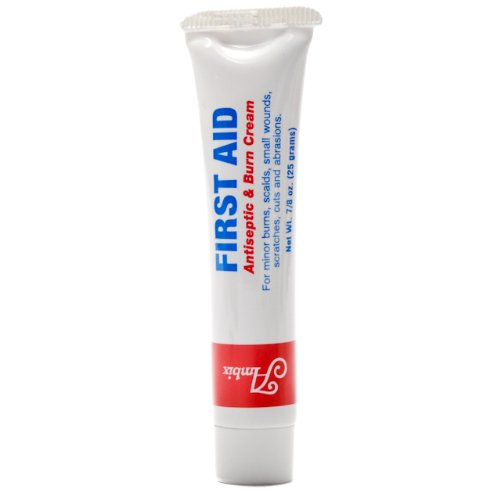 First Aid Burn Cream Logistics