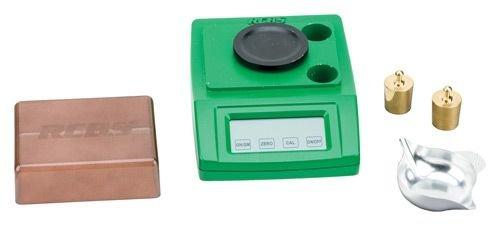 (RCBS 98945 RangeMaster 2000 Electronic Scale 120/240V AC/9V DC)