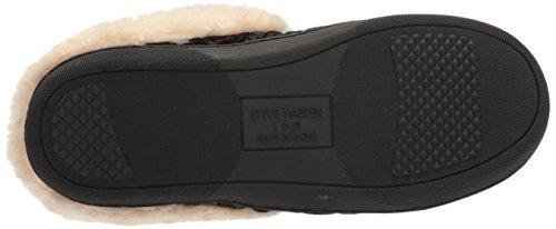 Black Steve Queenie Women's Slipper Madden OOqxW6w4PI