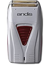 Andis LIGHTWEIGHT Cordless Heren Shaver met alle NEW Hypoallergeen Gold Foil Technology & Long Lasting Battery by Andis