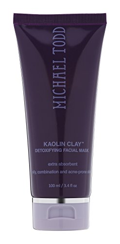 Michael Todd - Kaolin Clay Mask Regular Strength| Designed for Oily and Blemish Prone Skin (3.4 Ounces)