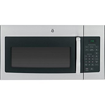 GE JVM3160RFSS 30'' Over-the-Range Microwave Oven in Stainless Steel by GE