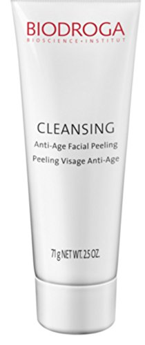 Biodroga Cleansing anti-age facial peeling 71 gr. ⦁Cleanses and refines skin's structure