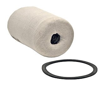(WIX Filters - 51767 Heavy Duty Cartridge Lube Sock Filter, Pack of 1)