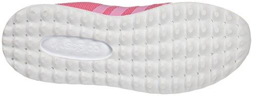 ftwr Rosa easy Basse Pink Bambina Angeles Los White Adidas easy Scarpe Pink Ginnastica Da wxv70g0U