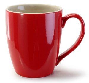 8321f98ae73 BIA Cordon Bleu Coffee Mug - Red: Amazon.ca: Home & Kitchen