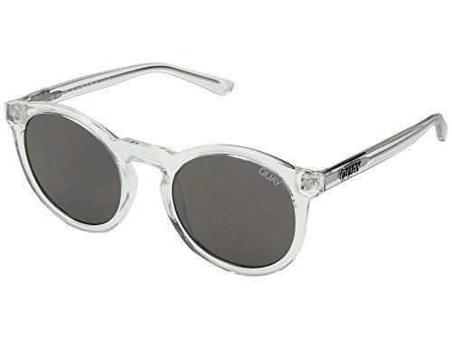 Quay Women's Kosha Comeback Sunglasses, Grey/Black, One ()
