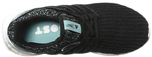 adidas Unisex Ultraboost Parley Running Shoe Black/White, 6 M US Big Kid by adidas (Image #8)