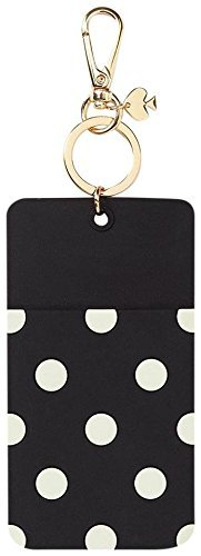 kate-spade-new-york-womens-id-clip-black-dot-no-size