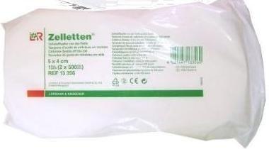 online-hut 500 Zelletten Pads -1 x Rollen mit 500 Stück Lohmann & Rauscher