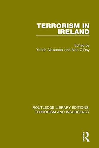 Download Terrorism in Ireland (RLE: Terrorism & Insurgency) (Routledge Library Editions: Terrorism and Insurgency) Pdf