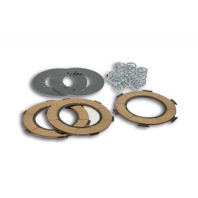 MALOSSI - 61082 : Kit discos embrague (6 muelles) VESPA PX 80-125-150 Malossi 5216505: Amazon.es: Coche y moto