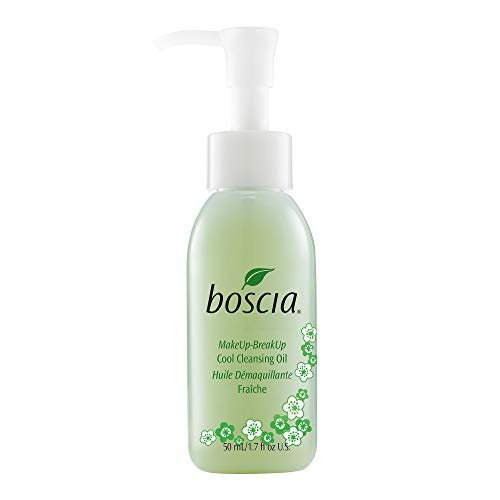 boscia MakeUp-BreakUp Cool Cleansing Oil - Natural Oil-Based MakeUp Remover