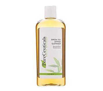 Green Tea Citrus Cleanser – 8.oz