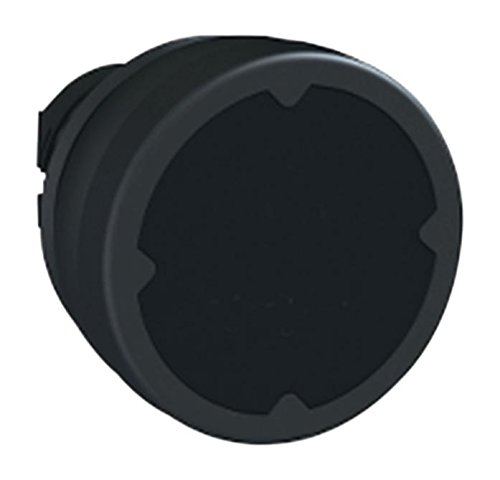 SCHNEIDER ELECTRIC ZB5AC280 Switch Cap, Schneider Harmony XB5 22mm Push Buttons, Black, ZB4 ()