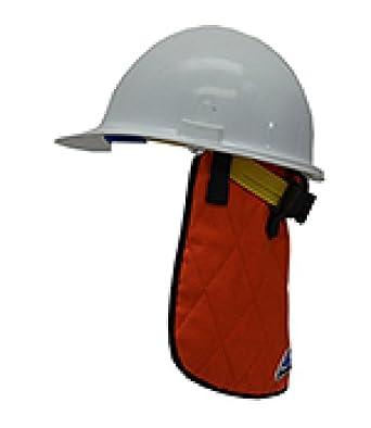 08765cd0f0dd8 HyperKewl FR (Fire Resistant) Hi-Viz Orange Cooling Neck Shade ...