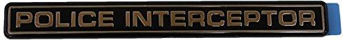 (Genuine Ford XW7Z-5442528-AA Nameplate)