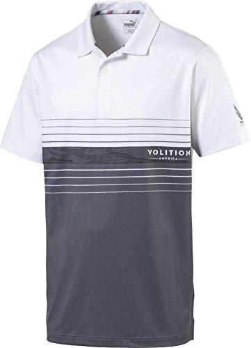 [プーマ] メンズ シャツ PUMA Men's Volition Horizon Golf Polo [並行輸入品]   B07QQNBPB5