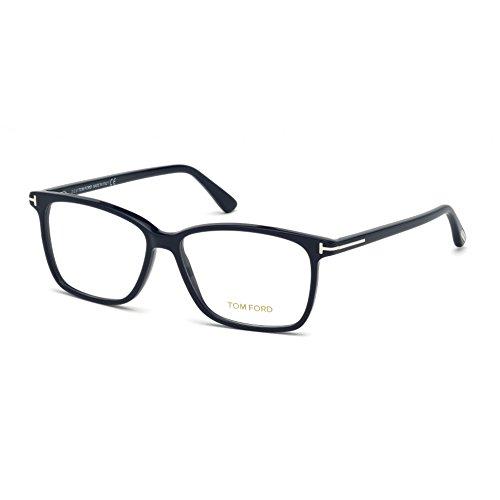 Tom Ford - Monture de lunettes - Femme Bleu bleu Taille unique