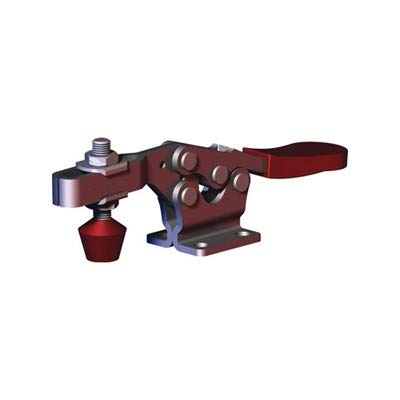 Capacity Destaco Horizontal Steel Hold-Down Toggle Locking Clamp 500 lb 3 Pack