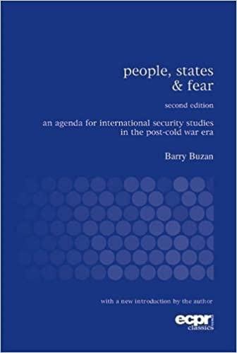 People, States, and Fear: An Agenda for International ...