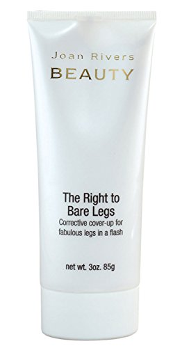 Joan Rivers Beauté-le droit de Bare Jambes corrective Cover Up Medium