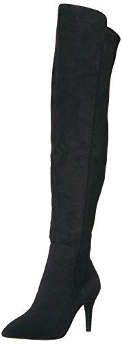 Style by Charles David Women's Vince Fashion Boot, Black, 9.5 Medium US