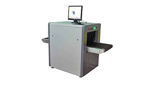 SEADOSHOPPING - Escáner de equipaje TCP/IP X-Ray, detector de metal, marco de puerta con detector de metal, sensor de puerta, sensor de detección, ...