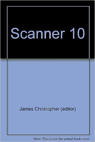 Téléchargement gratuit d'ebooks pdfs Scanner 10 B001E36JQG PDF