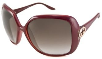 Gucci 3167 ACP K8 Red 3167 Butterfly Sunglasses Lens Category 2