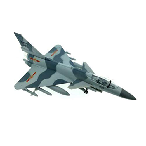 Chinashow Kids Toy Airplane Alloy Metal Airplane Model Pullback Airplane with Realistic Aircraft Sounds Firebird (J-10)