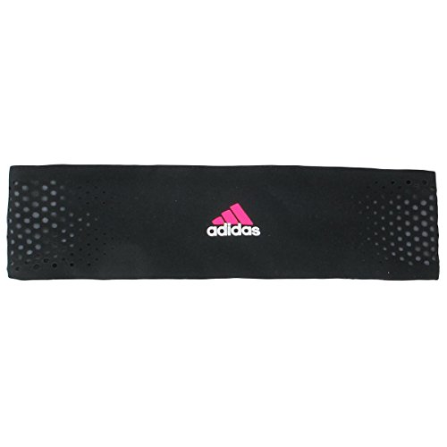 adidas Women's climacool Hairband, Black/Vista Grey, One Size