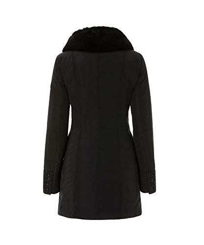 Outerwear Donna Giacca Nero Ped227501181294ner Peuterey Poliestere qwR5H8Ex