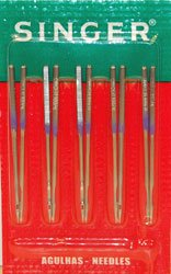 serger needles 16 - 9