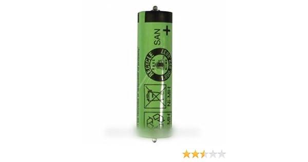 Braun – Batería recargable NiMH AA para afeitadora corporal eléctrico braun: Amazon.es: Salud y cuidado personal