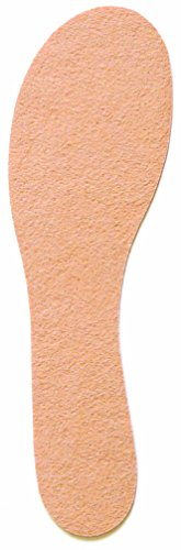 Summer Soles Ultra-Absorbent Stay-Dry Trim-to-Fit Women's Insoles for Sandals, Pumps, and Flats