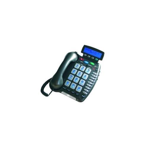 Sonic Bomb GM-AMPLI500 Premium Amplified Speakerphone w/Call ID - NEW - Retail - GM-AMPLI500