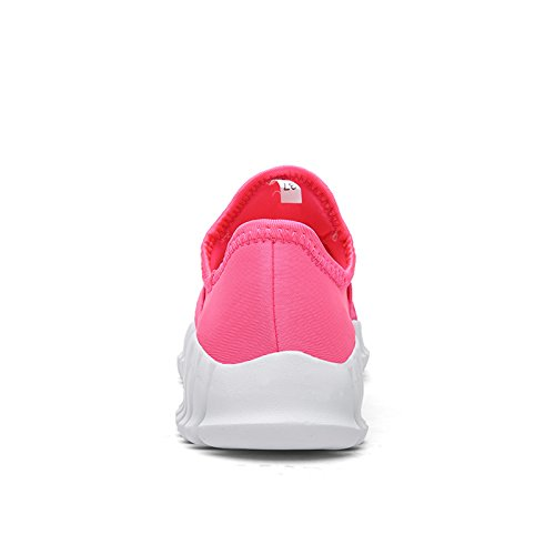 Running B On Shoes Lightweight Slip Pink Hot Fashion Walking Comfort Tanly M Flex Sneakers 5 US Womens 7 Sport ISqwaCvC