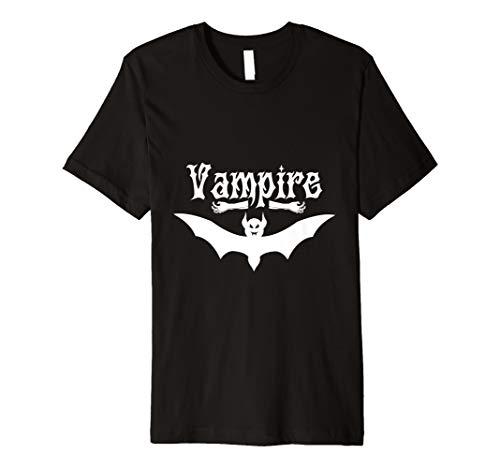 Wampire Bat Wings Classic Graphic Halloween Costume TShirt