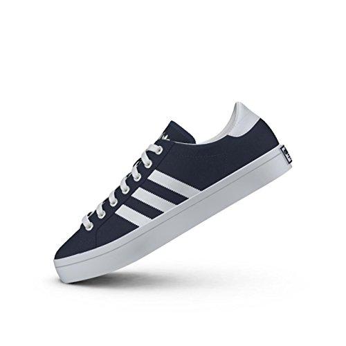 Baskets Bleu Court Basses adidas Homme Vantage zRxawRqZ