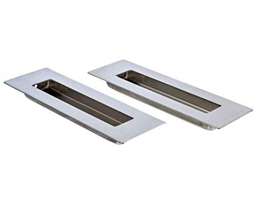 Soleston Pocket Door Pulls (Set of 2 Handles) - 6