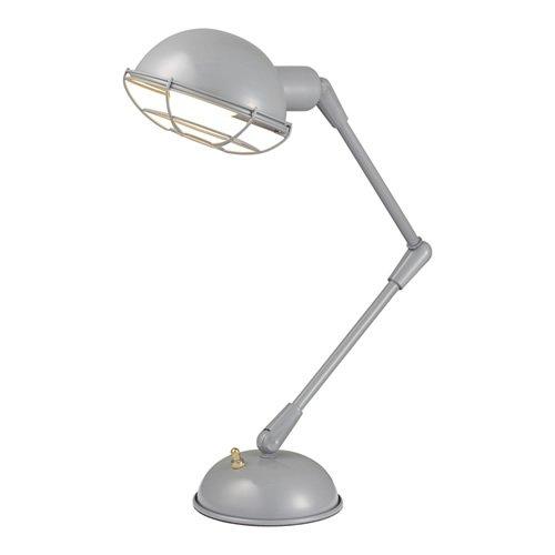 ART WORK STUDIO Bronx-desk lamp グレーA W-0348V B007XA60WW