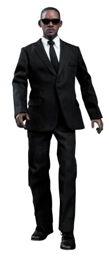 Enterbay Men in Black 3: Agent J Real Masterpiece Action - Sunglasses Smith Agent