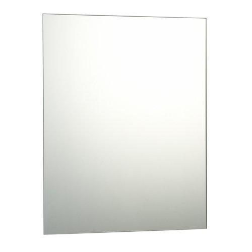 Reflex Sales Marketing Ltd 50 X 70cm Plain Frameless Bathroom Rectangle Mirror With Wall Fixings Buy Online In Bahamas At Bahamas Desertcart Com Productid 48783790