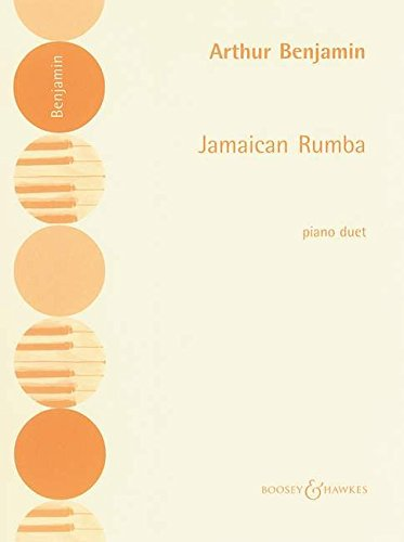 Boosey and Hawkes Jamaican Rumba (One Piano, Four Hands) BH Piano Series ()