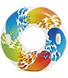 INTEX - Rueda hinchable Whirl Tube 122 cm (58202) (modelo variable según imagen)